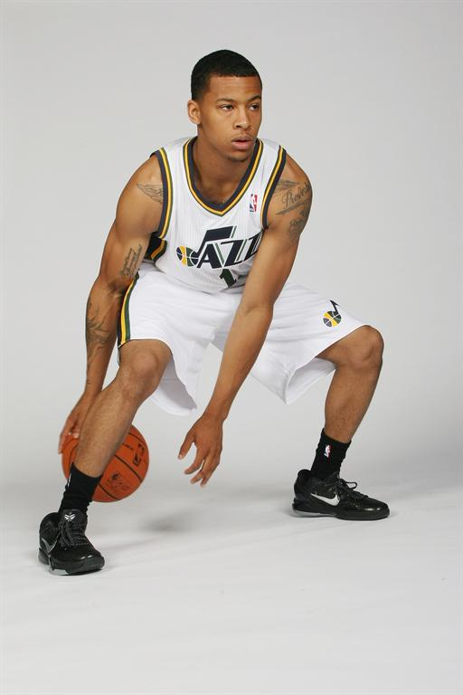 Photo courtesy Utah Jazz.