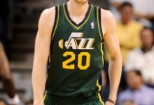 Top 5 Utah Jazz Fantasy Options in 2013