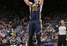 Jazz Offensive Woes: Shot Selection or Shot Making?