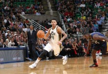 The Triple Team: Three Thoughts On Jazz vs. Pelicans 11/13/2013