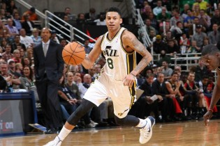 Diante Garrett: Helping the Jazz