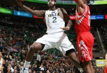The Triple Team: Three Thoughts on Jazz vs. Rockets 12/2/2013