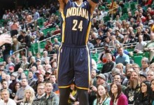 The Triple Team: Three Thoughts on Jazz vs. Pacers 12/4/2013