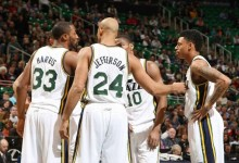 The Triple Team: Three Thoughts on Jazz vs. Blazers 12/9/2013