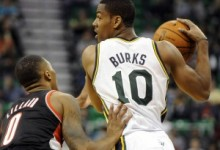 The Growth of Alec Burks