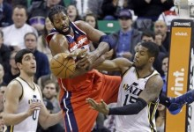 The Triple Team: Three Thoughts on Jazz vs. Wizards 1/25/2014