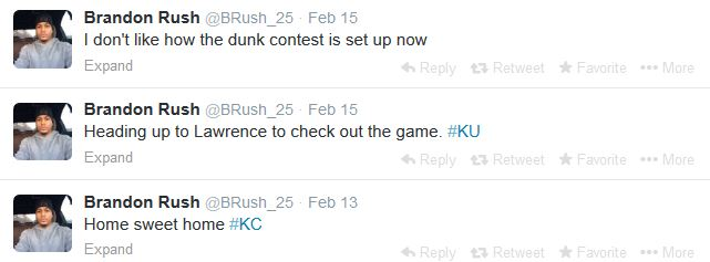 Brandon Rush - Kansas City