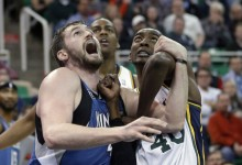 The Triple Team: Three Thoughts on Jazz vs. Timberwolves 2-22-2014