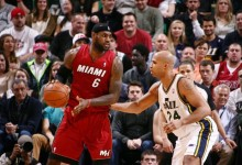 The Triple Team: Three Thoughts on Jazz vs. Heat 2/8/2014