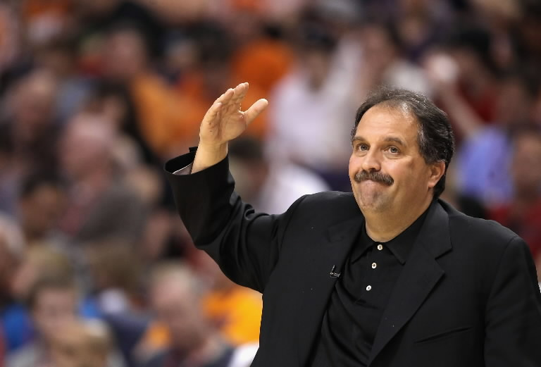 The always morally-impeccable Stan Van Gundy