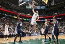 The Triple Team: Three Thoughts on Jazz vs. Grizzlies 3/26/2014