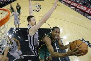Is Alec Burks Best as a 6th Man?