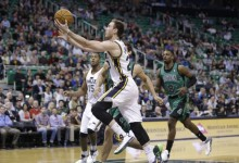 On Gordon Hayward's Role Change