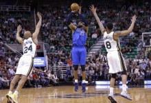 The Triple Team: Three Thoughts on Jazz vs. Mavericks 3/12/2014