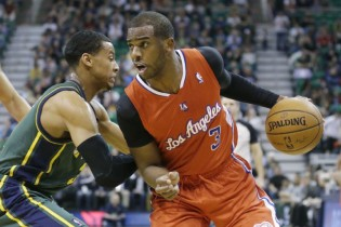 The Triple Team: Three Thoughts on Jazz vs. Clippers 3/14/2014