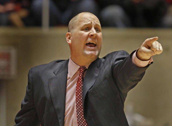 Potential Jazz Head Coach Jim Boylen
