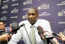 Utah Jazz Announce Ty Corbin Will Not Be Returning as Head Coach