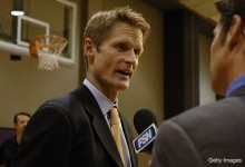 Coaching Profile: Steve Kerr Overview