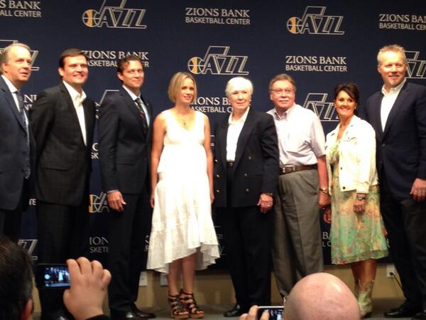 Introducing the new Jazz family, featuring Quin Snyder.