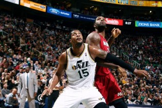 Derrick Favors Season Review