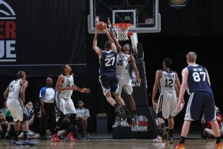 The Triple Team: Three Thoughts on Jazz v. Bucks Summer League Game 2