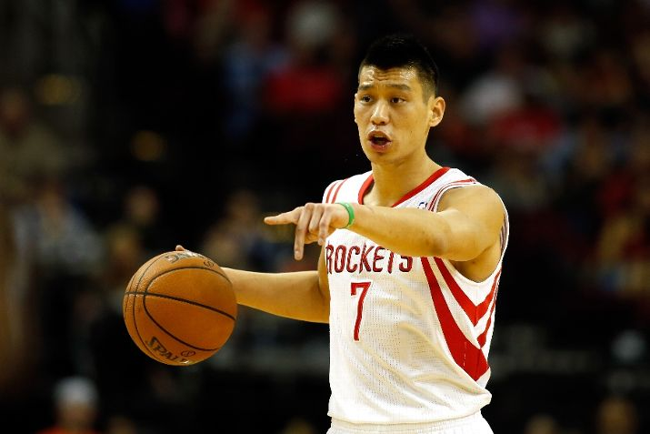 On this week's Crazy Trade Idea of the Week, we look at the idea of acquiring Jeremy Lin into Utah's cap space. (Photo by Scott Halleran/Getty Images)