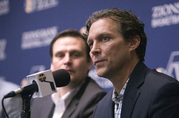 Quin Snyder - Getty Images