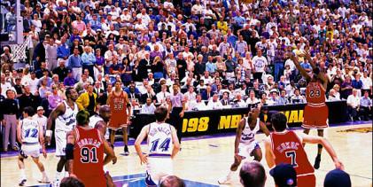My First Basketball Memory: 1998 NBA Finals