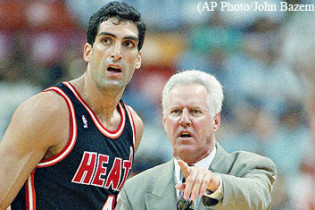 What if: Rony Seikaly had come to the Utah Jazz in 1998?