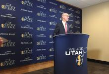 Adam Silver's Utah Interview Transcript