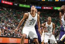 Rudy Gobert On His Future in Utah