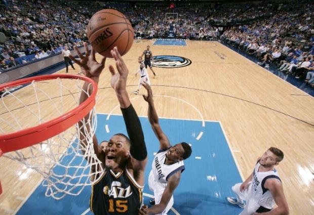 The Triple Team: Three Thoughts on Jazz at Mavericks