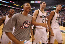 Utah Jazz Trade LIkelihood Index 2014-15