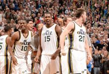 The Triple Team: Three Thoughts on Jazz vs. Cavaliers 11/5/2014