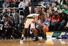The Triple Team: Three Thoughts on Jazz vs. Thunder 11/18/2014