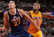 Rudy Gobert's Steady Emergence