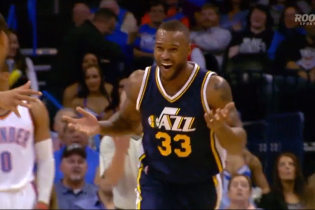 Trevor Booker with the Shot of the Decade