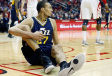 Crashing the Core: Rudy Gobert is Making a Case for Himself