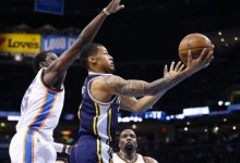 The Triple Team: Three Thoughts on Jazz at Thunder 1/9/2015