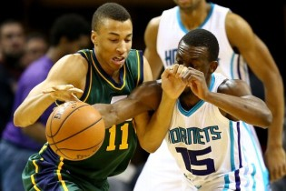 Has Dante Exum Hit a Rookie Wall?