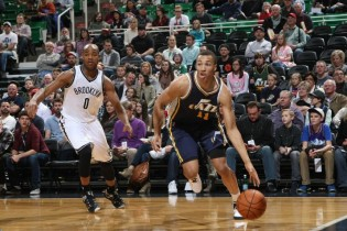 Aussie, Aussie, Aussie! Ingles, Exum, and Grades for Nets @ Jazz 1/24/15