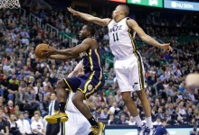 The Triple Team: Three Thoughts on Utah Jazz vs. Indiana Pacers 1/5/2015