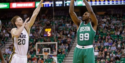 The Triple Team:  Three Thoughts on Utah Jazz vs. Boston Celtics 1/26/2015