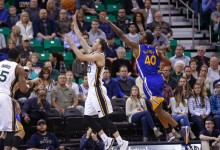 The Triple Team: Three Thoughts on Utah Jazz vs. Golden State Warriors 1/30/2015