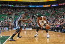 On A Stern Defensive Challenge, Plus Player Grades for Grizzlies @ Jazz 2/4/2015