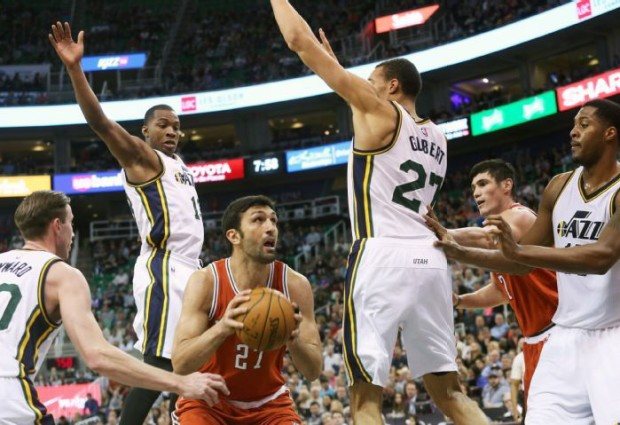 The Triple Team: Three Thoughts on Bucks @ Jazz 2/28/15