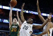 The Triple Team: Three Thoughts on Utah Jazz at New Orleans Pelicans 2/9/2015