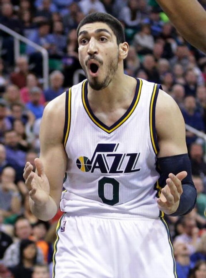 How the Jazz Traded Enes Kanter, and What They Got Back ...