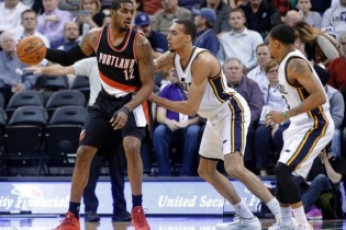 The Triple Team: Three Thoughts on Utah Jazz vs. Portland Trail Blazers 2/20/2015