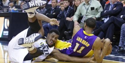 The Triple Team: Three Thoughts on Utah Jazz vs. Los Angeles Lakers 2/25/2015